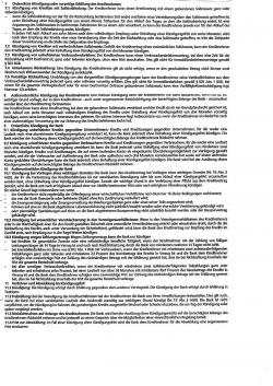 Immobiliendarlehensvertrag Aufnahme Zusätzlich Vertraglich